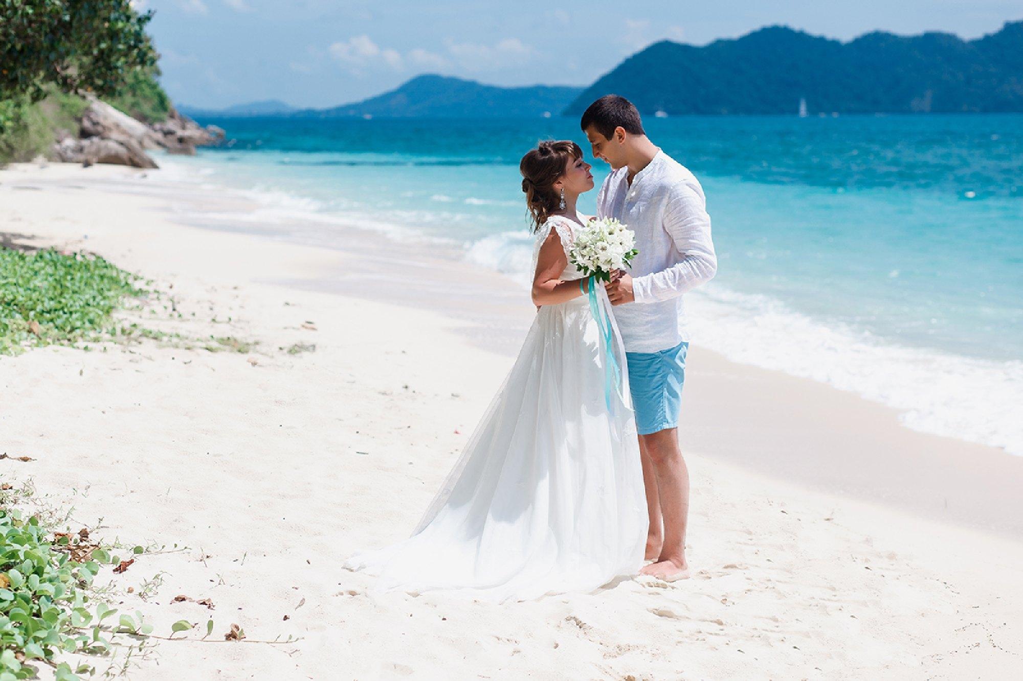 свадебные фотографии из тайланда свою жизнь